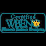 Cerified WBENC