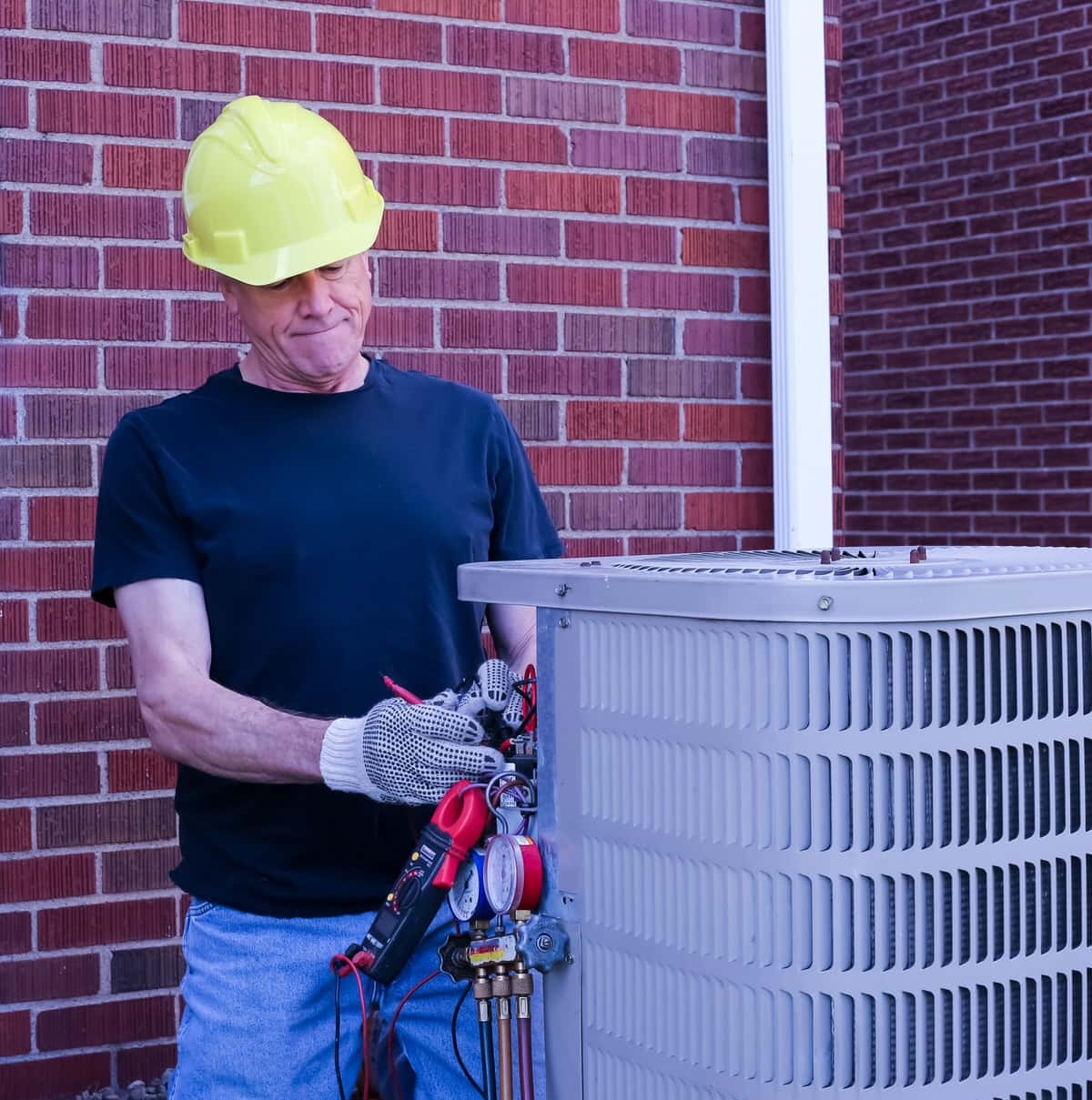Belleville Heating And Cooling Repair Includes Ac Service