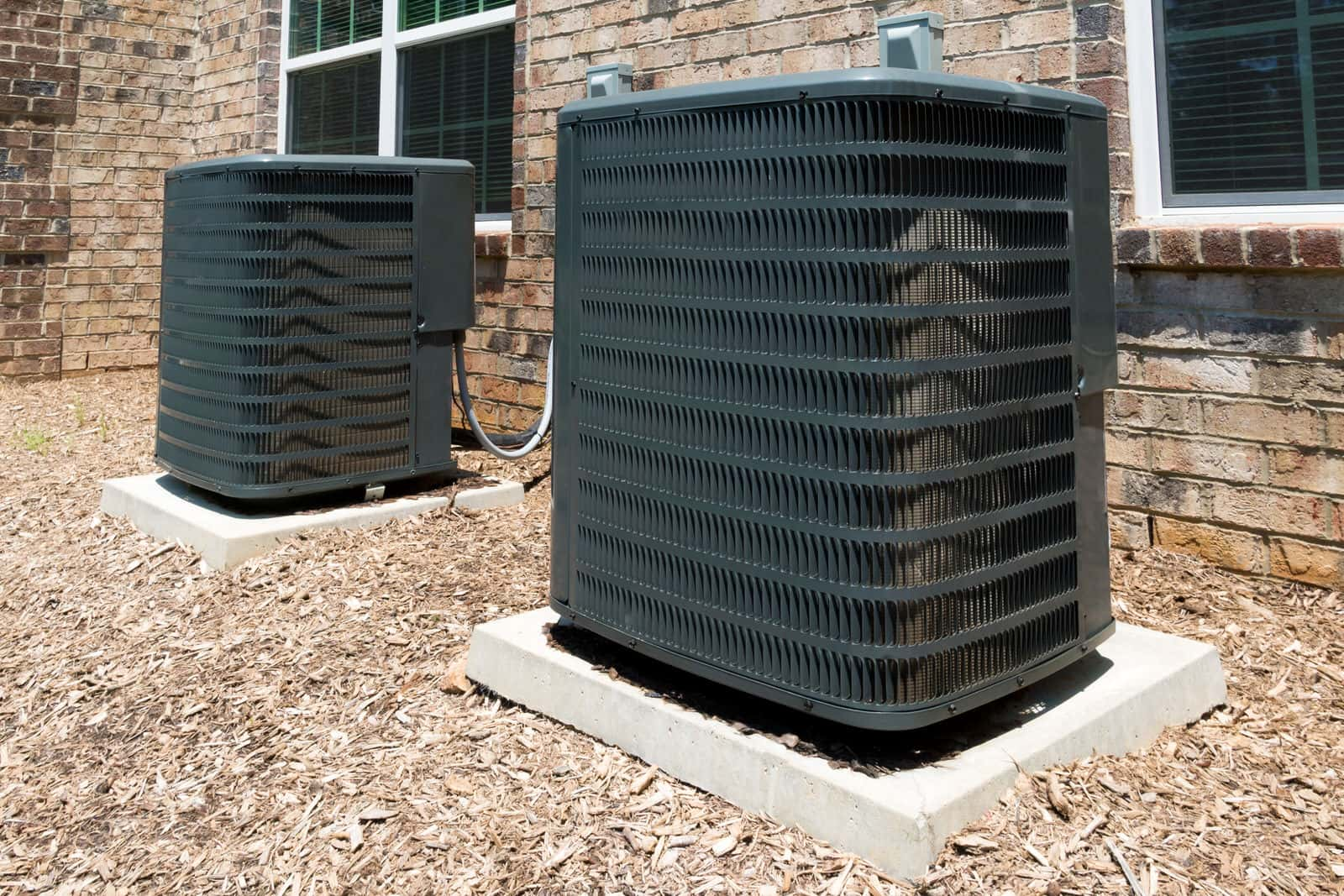 Canton heating and cooling, a new air conditioning system in action