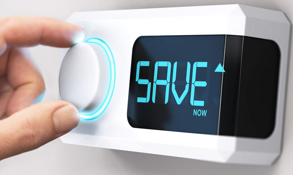 The energy efficiency of ac is determined by many factors, including your thermostat.