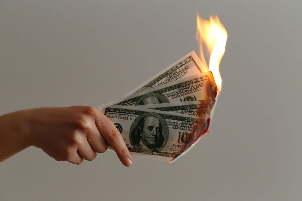 When your heating bill rises, it may feel like your money's literally on fire.