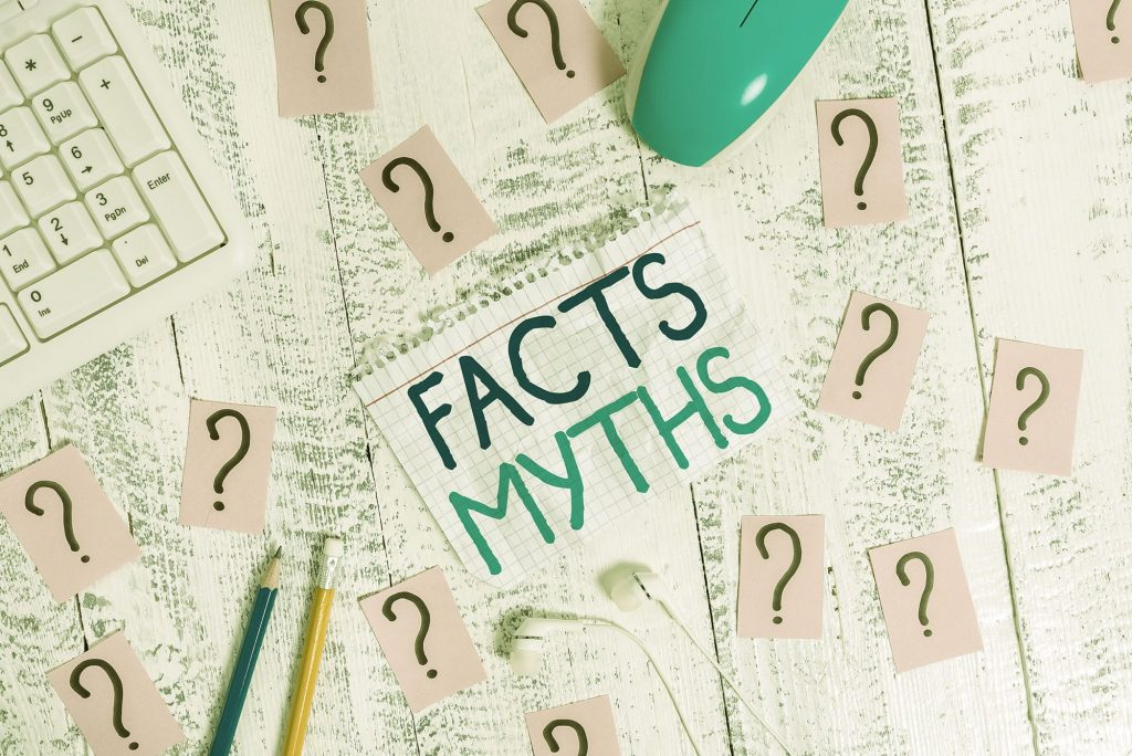 Are new air conditioners more efficient? Find out answers to myths in Sharon's fact or myth blog post.